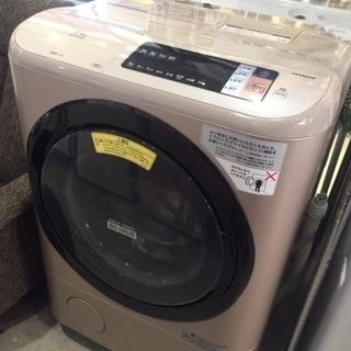 日立 ドラム式洗濯機 BD-NX120A 2017年製