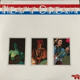 HEAVY CREAM / CREAM アナログ盤LP