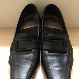ビューフォート革靴  24センチ 3EEE