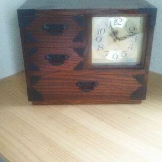 古時計。【1000円で売ります。】