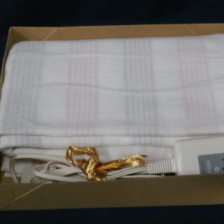 商談中 展示未使用品 広電 KODEN 電気敷き毛布 KW…