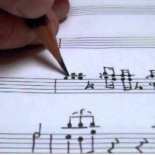 コード・メロディ譜面書きます