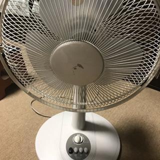 0円 あげます!!扇風機 難あり 動作確認済