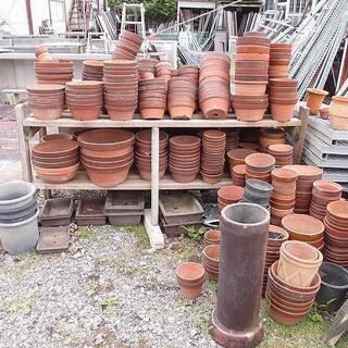 福島県発 中島村発 植木鉢 大量まとめて 最低50鉢から …