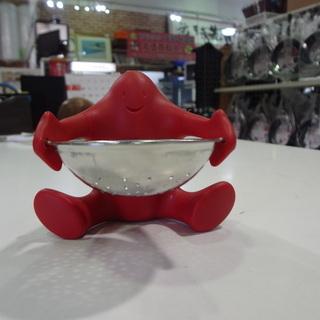 【モノ市場 東海店】未使用品 ALESSI TEAメーカー 茶漉し 茶こし ASP09R - 東海市