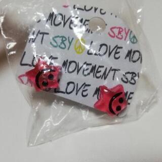 109☆SBY/星のピアス