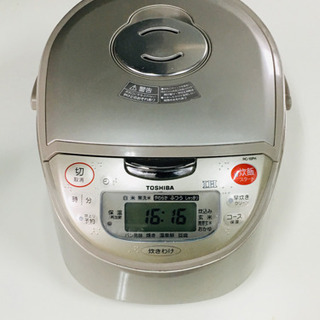 551番 TOSHIBA✨炊飯器🔥RC-10PH‼️
