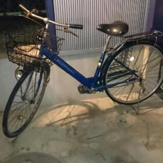 中古自転車27インチ