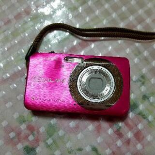 CASIO EXILIMEX-Z80pinkコンパクトデジ...
