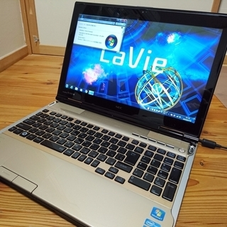 (動作確認済)NEC PC LL750HS6G Lavie Co...