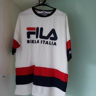 FILAtシャツ★Msize