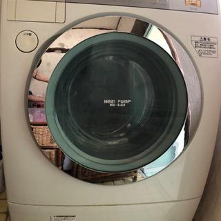 ★0円★ドラム式 洗濯機 の画像