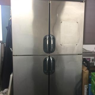 ジャンク品 フクシマ 業務用冷蔵庫