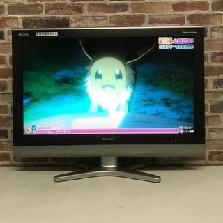 即日受渡可❣️SHARPフルハイビジョン32型テレビ8500円