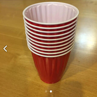 BBQに如何でしょうか THE BIG RED CUP  10個...