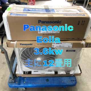 Panasonic Eolia 3.6kw 主に12畳用 単相20...