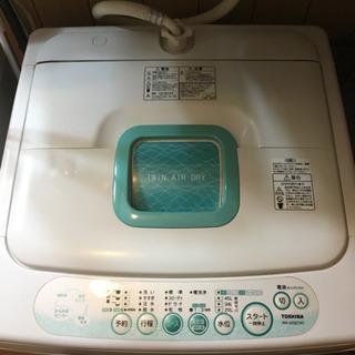 急募 洗濯機 0円お譲りします