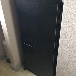 【2016年製】 国内メーカー 冷蔵庫110L【補償2年弱あり】