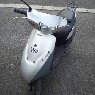 原付バイク50cc レッツ2