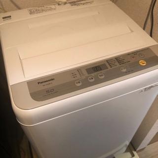 2019年製型洗濯機