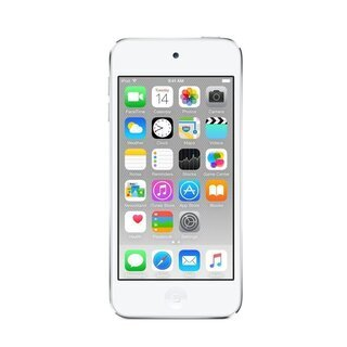 Apple iPod touch 64GB 第6世代 シルバー ...