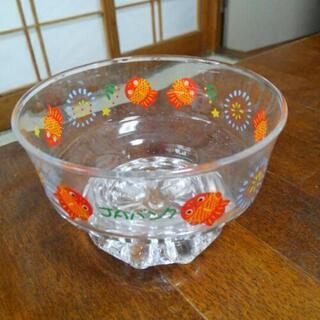 JA のデザートグラス