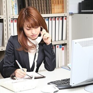 《派》未経験OK!時給1350円!女性活躍中の 営業事務