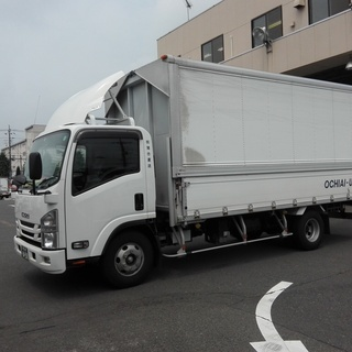 軽貨物~2t車によるスポット便ドライバー