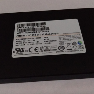 Samsung 2.5インチ SSD 1TB MZ-7LE1T0...