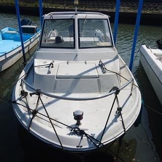 YAMAHA FISH-22 Ⅱ ボート