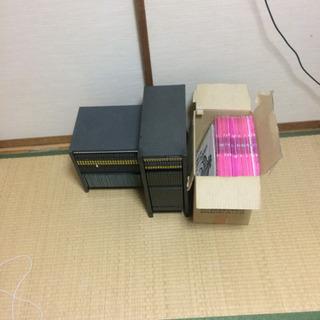 カラオケレーザーディスク59枚