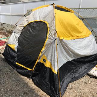 キャンプテント③
