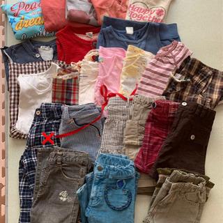 子ども服 23枚まとめ売り  女の子100サイズ