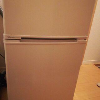 冷蔵庫、500円でお譲りします