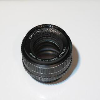 PENTAX SMC TAKUMAR 55mm f1.8 オール...
