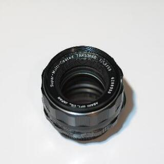 PENTAX Super Takumar 55mm  f1.8 m42