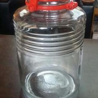 梅酒/梅干/漬け込み用ガラス貯蔵容器