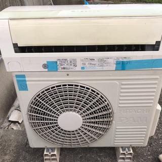 福岡市内取付工賃込み 日立 エアコン 15-23畳タイプ