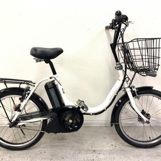新基準ヤマハパスCITY C 4.3Ahリチウム電動自転車中古