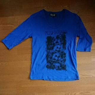 CavariA 七分 Tシャツ