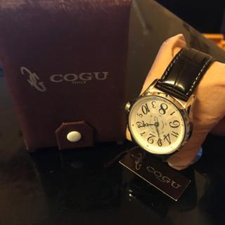 【商談中】メンズ腕時計 自動巻き GUCCI COGU