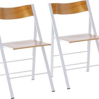 【値下げしました】【美品・イタリア製折りたたみ椅子】The CO...