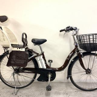 新基準ブリジストンアシスタ 8.1Ah 電動自転車中古