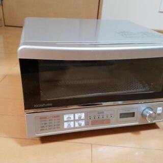 高機能オーブントースターです!