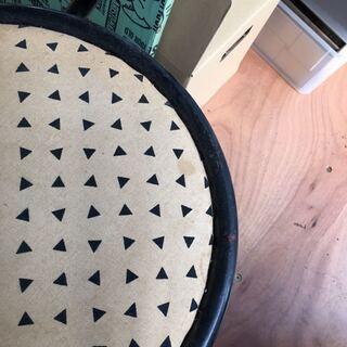 折りたたみ イス 椅子 座面高約60センチ − 神奈川県