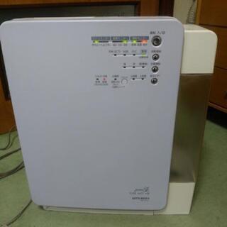 三菱 空気清浄 加湿器 アロマ MA-267SV