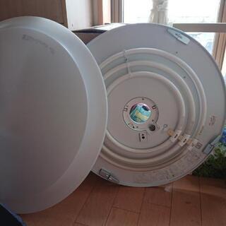 NEC スリムシーリング照明 10から14畳用 リモコン付き