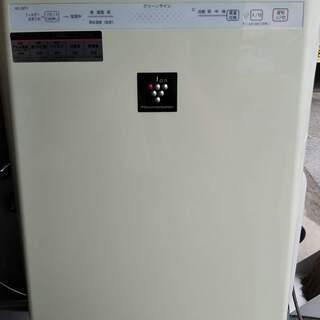 SHARP プラズマクラスター付き 加湿空気清浄機