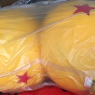 【フルコンプ】ナメック星サイズ ドラゴンボール クッション