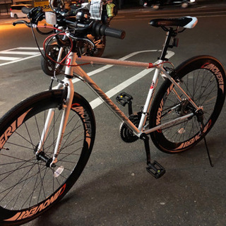カノーバークロスバイク